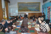 Tuvan Center for Mongolian Studies Was Opened in Kyzyl