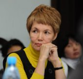 Dina Oyun will bear government responsibility for electronic Tuva