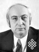 85th birthday of Sevyan Vainshtein (1926-2008)