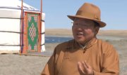 Mongolia's nomad president