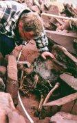 Burials of Scythian warriors found in Valley of Tsars (Tuva)