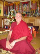 American physician and Buddhist monk Barry Kerzin is coming to Tuva