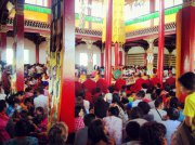 Temple of 1,000 Buddhas reopens in Tuva (Russia)