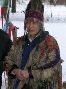 Shaman of  «Dungur» (Tambourine) consociation Dugar-Syuryun Oorzhak held seminars in Austria