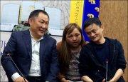 Leading Chinese businessman Jack Ma visits Tyva Republic